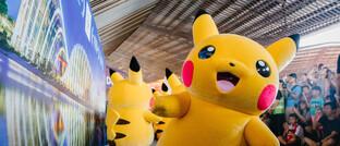Japanischer Comic-Star Pikachu: Unternehmenshybridanleihen stammen vor allem von Versorgungs- und Telekommunikationsunternehmen sowie Automobilherstellern und Energieunternehmen.