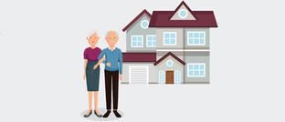 Unser aktueller Praxisfall beschäftigt sich mit einem Ehepaar, das vom eigenen Haus in eine Mietwohnung wechselt