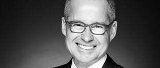 Sven Simonis: Am 1. April 2020 wird der Jurist Chef von Credit Suisse Asset Management in Deutschland.