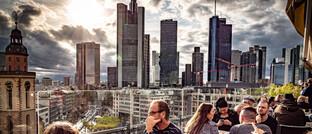 Deutsche Bankenhauptstadt Frankfurt