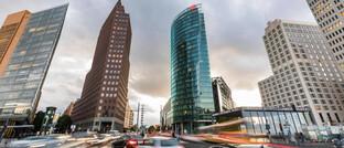 Potsdamer Platz in Berlin: Immobilien verteuern sich in Deutschland mit enormer Geschwindigkeit