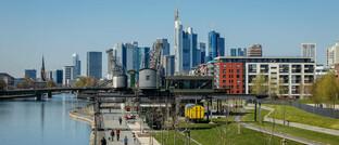 Blick auf Frankfurt: Baillie Gifford hat eine neue Vertriebsexpertin an seinem Frankfurter Standort.