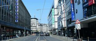 Opfer der Corona-Krise: Die Kaufhauskette Galeria Karstadt Kaufhof hatte zwischenzeitlich Staatshilfen beantragt.