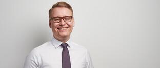 """Paul Hülsmann ist Mitgründer des Unternehmens Finexity: """"Objekte übertragen, ohne Grunderwerbsteuer und Notargebühren auszulösen"""""""
