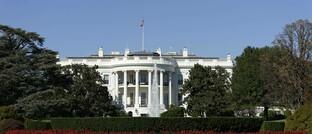Weißes Haus in Washington: In den USA steigt die Staatsverschuldung in diesem Jahr voraussichtlich von knapp 80 auf fast 100 Prozent des Bruttoinlandsprodukts.