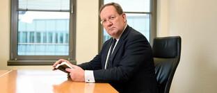 Felix Hufeld: Der Bafin-Chef rechnet mit einer Konsolidierung der Lebensversicherungsbranche.