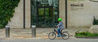 Hauptsitz der Allianz in München: Der Versicherer verzeichnete 2018 laut Monopolkommission die zweithöchsten Beitragseinnahmen unter den Top Ten.