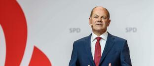 Finanzminister Olaf Scholz: Sein Ministerium kümmert sich auch um die Gesetzgebung rund um elektronische Wertpapiere.
