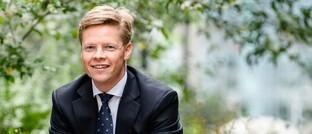Verantwortet das Management des Erneuerbare-Energien-Fonds von DNB Asset Management: Christian Rom.