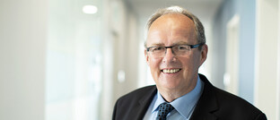 Vema-Vorstandschef Hermann Hübner