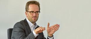 Klaus Müller, Vorstand des Verbraucherzentrale Bundesverbands