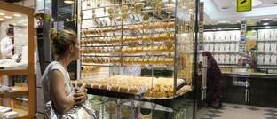 Gold erfreut sich großer Nachfrage, nicht nur von Juwelieren