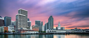 Repräsentanzen von Silicon Valley-Unternehmen in San Francisco: Der Technologiefonds BGF World Technology erzielte auf Jahressicht ein Plus von 50 Prozent und binnen drei Jahren plus 140 Prozent.