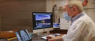 Ultraschall-Untersuchung per Smartphone und Notebook: Die telemedizinische Patientenversorgung wird in den kommenden Jahren deutlich an Bedeutung gewinnen.