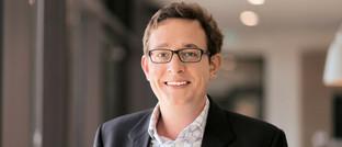 Philipp Sandner ist Leiter des Blockchain Center an der Frankfurt School of Finance & Management