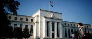 Sitz der Federal Reserve in Washington