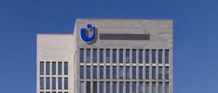 Hauptgebäude von Union Investment in Frankfurt: Ein Mitarbeiter ist beurlaubt.