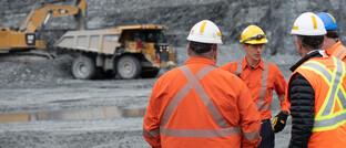 Goldmine in Kanada: Bereits leicht höhere Goldpreise sorgen bei den Produzenten für deutlich höhere Margen.