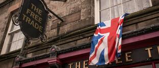 Pub in Großbritannien