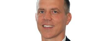 Fondsmanager Patrick Vogel: Nach 13 Jahren in London kehrt der Experte für Unternehmensanleihen jetzt an den deutschen Finanzplatz zurück.
