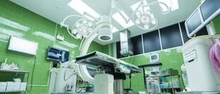 Im Krankenhaus: Zielke Research stellt der PKV ein sehr gutes Zeugnis aus.