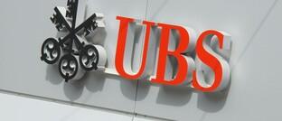 UBS-Logo: Der neue ETF besteht aus nachhaltigen Euro-Staatsanleihen.