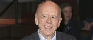 Walter Riester, ehemaliger Arbeits- und Sozialminister