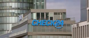 Firmensitz von Check 24 in München