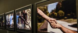 Fotografien in der Galerie Hatzikyriakos-Gikas in Athen
