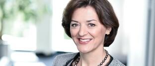 Monique Radisch, neues Vorstandsmitglied der Nürnberger Versicherung.