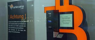 Bitcoin-Automat in Bremen
