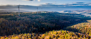 Windkraftanlagen in Baden-Württemberg
