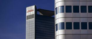 Hauptsitz der Deka in Frankfurt: Das Wertpapierhaus übernimmt die Fondsboutique Spängler IQAM Invest.