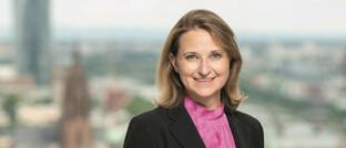 Managerin Heike Fürpaß-Peter: Sie arbeitet seit 2008 bei Lyxor Asset Management