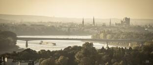 Stadtansicht von Bonn