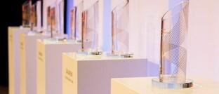 Auf seiner Abendveranstaltung verleiht Sauren gewöhnlich keine Goldmedaillen, sondern zylinderförmige Glaspokale. Im Corona-Jahr 2020 gibt es diesmal alles rein auf Papier.