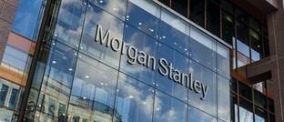 Großbank Morgan Stanley: Demnächst inklusive Eaton Vance.