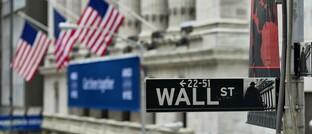 Börse in New York: Trotz Corona-Krise erreichte der Leitindex S&P 500 im September ein Allzeithoch.