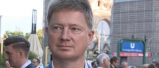 Markus Königstein von der R+V-Versicherungsgruppe