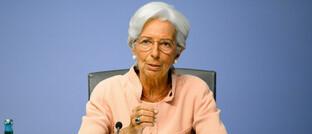 EZB-Präsidentin Christine Lagarde will dafür sorgen, dass der Euro für die Zukunft gut gerüstet ist.