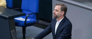 Abgeordneter Stefan Liebich: Der Mann von der Fraktion Die Linke stellte der Regierung eine Kleine Anfrage.