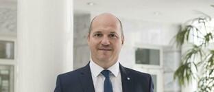 Klaus-Peter Klapper, Leiter Produkt- und Vertriebsmarketing Biometrie der Stuttgarter Leben.