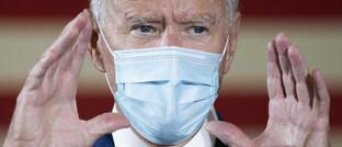 US-Präsidentschaftskandidat Joe Biden: Umwelt und Soziales sehr genau im Blick.