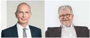 Andreas Eurich und Holger Beitz