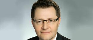 Versicherungsspezialist Robert Peinelt
