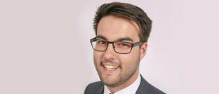 Leonard Wolf, Leiter Cyber-Versicherungen bei Franke und Bornberg