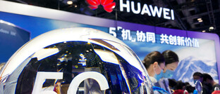 Huawei auf der PT Expo China