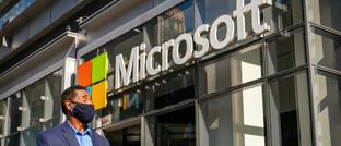 Microsoft-Büro in New York