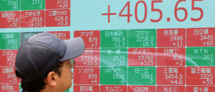 Aktienkurse Tokio