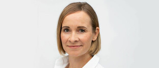 MLP-Angestellte Ines Löffler